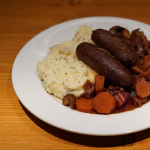 Venison Sausage Casserole