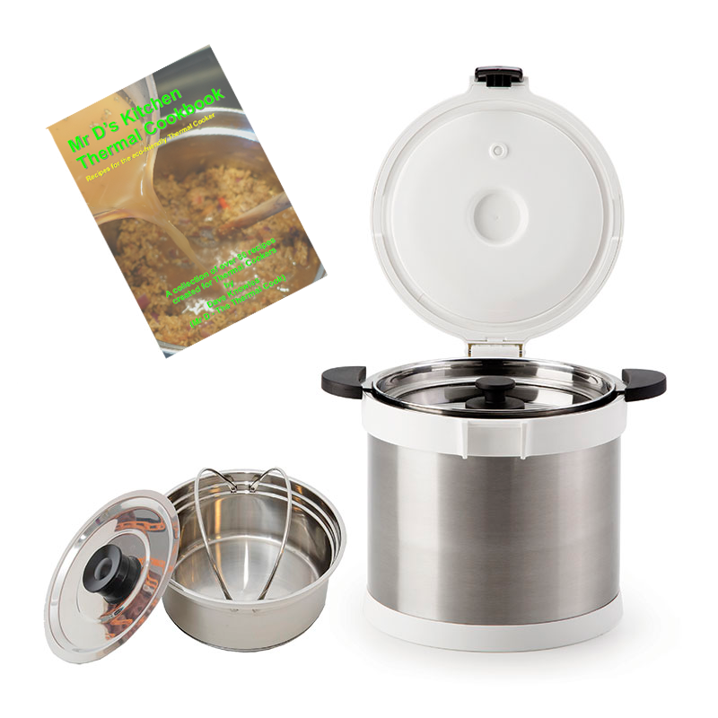 Mr D's 3L Thermal Cooker Package