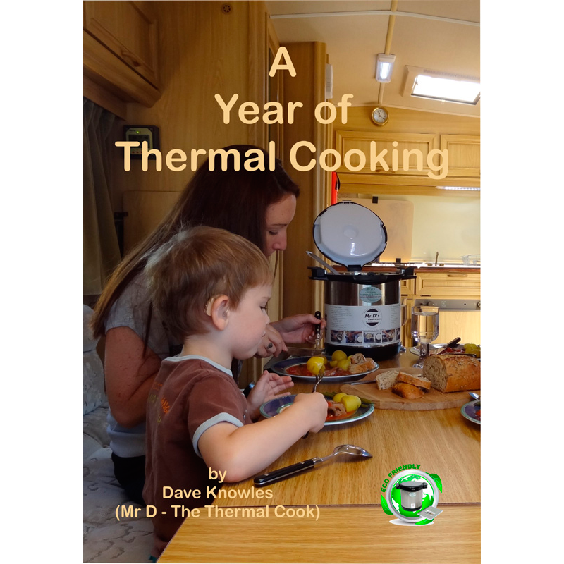A Year of Thermal Cooking