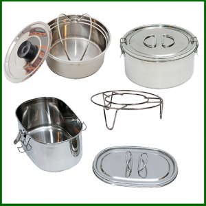 Mr D's Thermal Cooker accessories