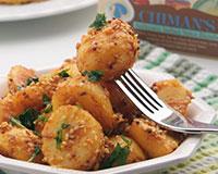 Chiman's Bombay potatoes