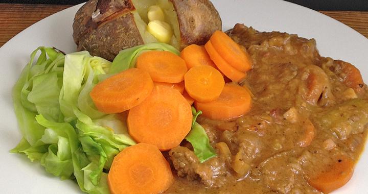 Carbonnade flamande - Flemish Stew