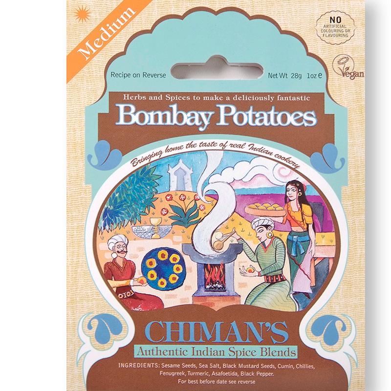 Chimans Bombay Potatoes
