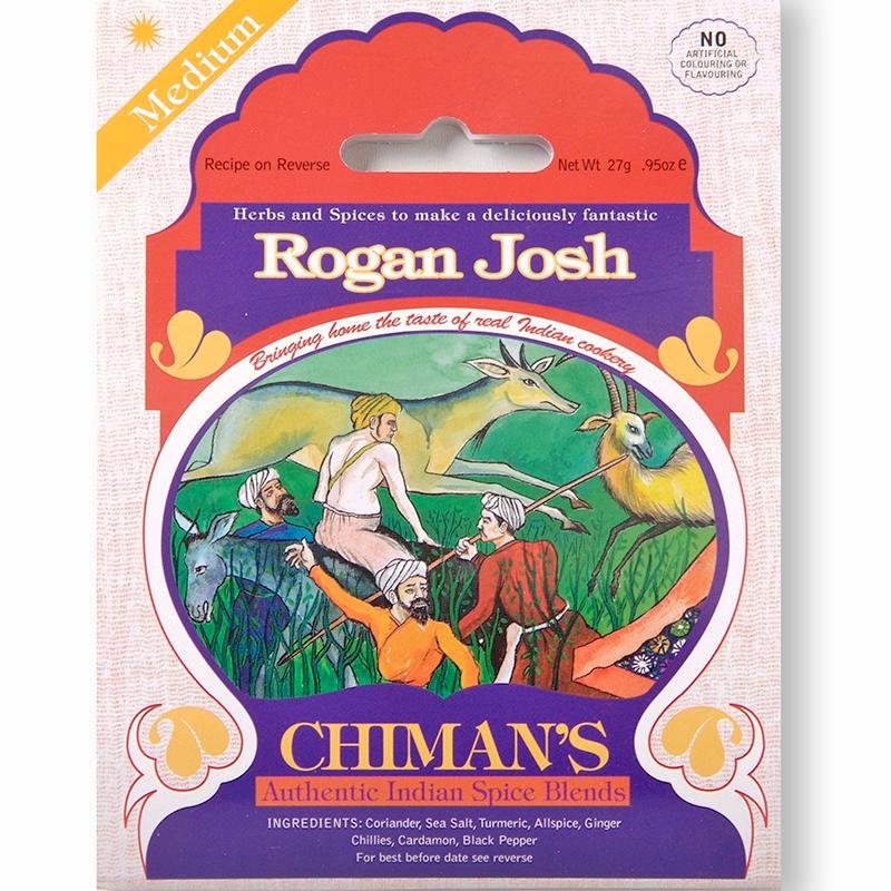 Chiman's Rogan Josh