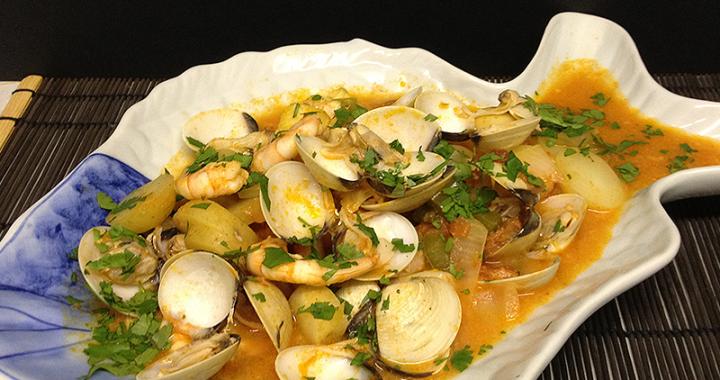 Portuguese Fish Stew