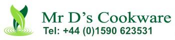 Mr Ds Cookware Logo